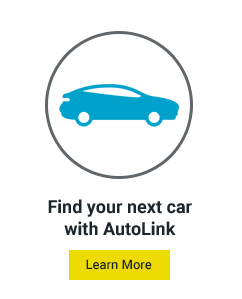 Find your next car with AutoLink. Learn more