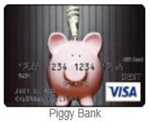 Piggy Bank gift card