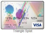 Triangle spat gift card